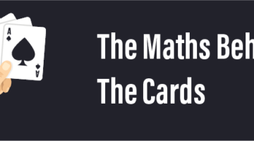 The maths behind the cards